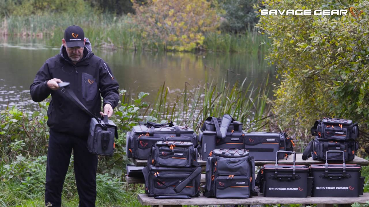 Savage Gear-Soft Lure Specialist Bag S