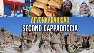 Secret Destinations Of Turkey Afyonkarahisar - Food   PHRYGIAN Valley