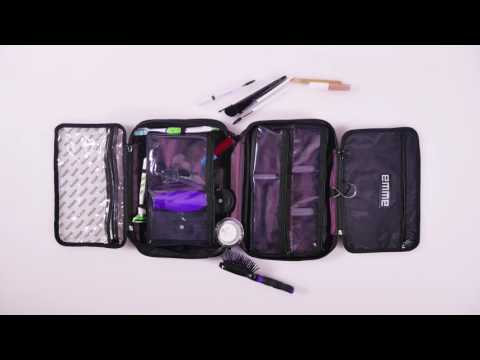 Get More Room In Your Suitcase With The EMME The Original EMME Cosmetic and Toiletry Travel Bag