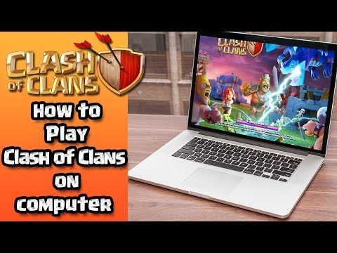 How To Play Clash Of Clans On Your PC - How To Play Clash Of Clan In Your Computer Or Laptop!!