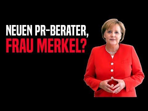 Angela Merkel ungewohnt selbstkritisch in Regierungserklärung?