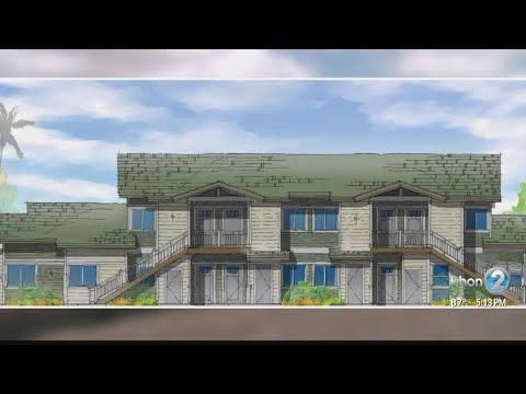 Affordable family rental community in east Kapolei breaks ground