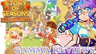 Story of Seasons Trio of Towns Review (3DS) The Cream of the Crop| Gamma Review