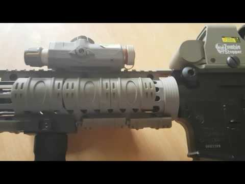Repeat M14 EBR Mod Kit - M17 - Features by Magfed Maker - You2Repeat