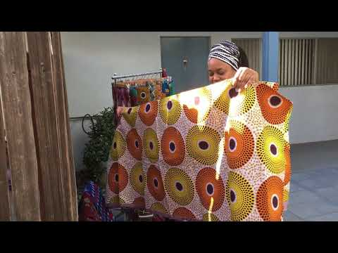 Sewing With African Fabric