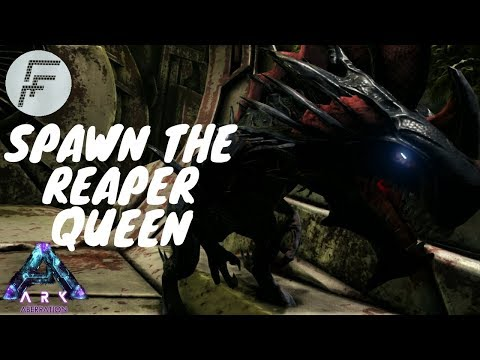 Spawn Reaper Queen -  ARK: Survival Evolved