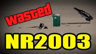 NR2003 Wasted Compilation