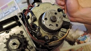 Разборка двигателя мотоцикла ''Минск'' | Реставрация/ремонт мотоцикла ''Минск'' | Часть 4