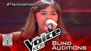 "The Voice Kids Philippines 2015 Blind Audition: ""Rather Be"" by Atascha"