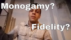 Monogamy and fidelity, long winded response to Dan Savage.