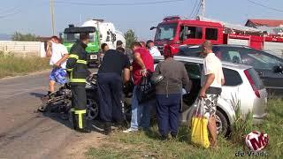 Accident Lamotesti