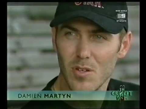 Damien Martyn 1999 interview