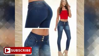 JEANS OF FASHION - MIXED TROUSERS, FASHION TRENDS 18-19 - For all women