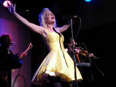 Kate Miller-Heidke Little Adam @ The Gov