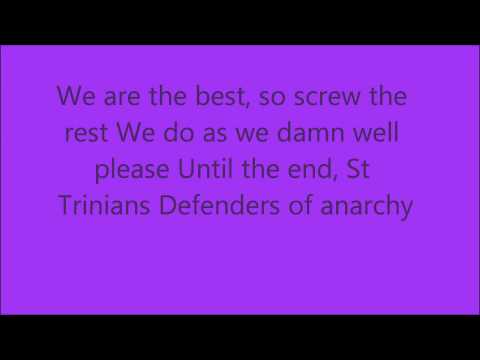 St Trinians Theme Song With Lyrics
