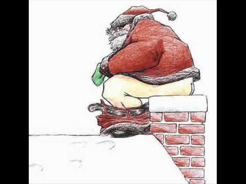 Jingle Farts- Santa POOPING!!!!!!