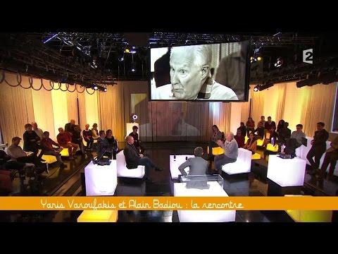 Yanis Varoufakis et Alain Badiou : la rencontre - Ce soir (ou jamais !) - 15/04/16 (3/4)