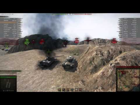 World of Tanks - T30 Gameplay: Heavy TD