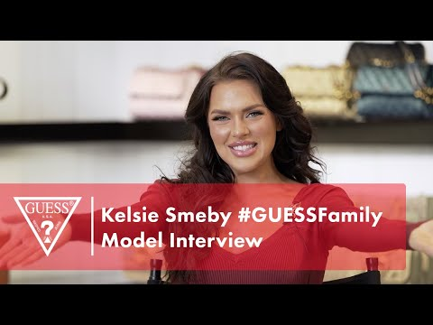 Kelsie Smeby #GUESSFamily Model Interview