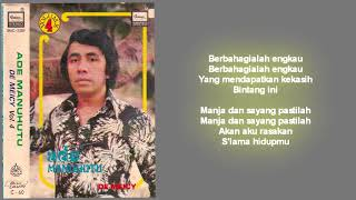 Video Ade Manuhutu - Virgo (Lirik) download MP3, 3GP, MP4, WEBM, AVI, FLV Mei 2018