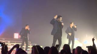 Summertime (Joe and Donnie Sing Wrong Lyrics), NKOTB After Dark, Las Vegas, 7/11/14