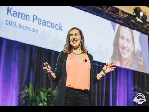 Karen Peacock - Lessons from Growing & Scaling Businesses from $1M to $500M