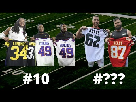 Ranking The 10 Best Brother Combos In The NFL