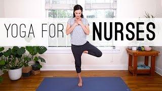 Yoga For Nurses   |   Yoga With Adriene
