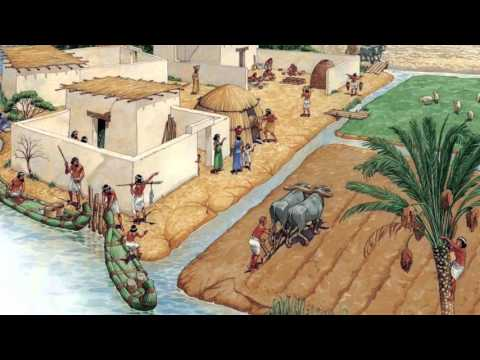 Tigris River Early Agriculture   Brendan Kish