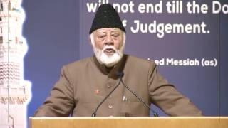 Friday Sermon -  2016 Annual National Ijtima - Majlis Khuddamula Ahmadiyya Canada