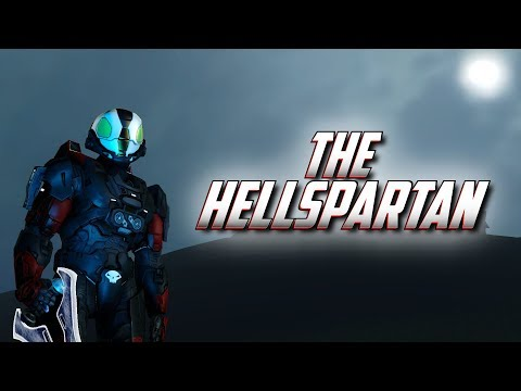 The HellSpartan (Halo SFM)