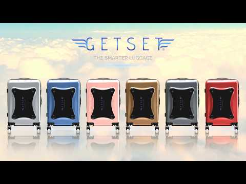 GET SET LUGGAGE PROMOTIONAL VIDEO
