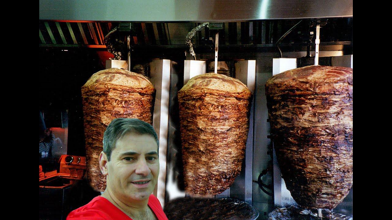 Gyros o verdadeiro churrasco grego  YouTube