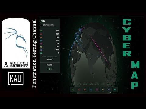 Kaspersky Cybermap | Live Cyber War