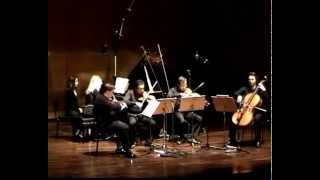 Schumann piano quintett in E flat major, Op.44, 2/4