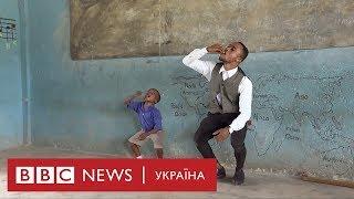 Танці на уроках в школі. Експеримент із Гани
