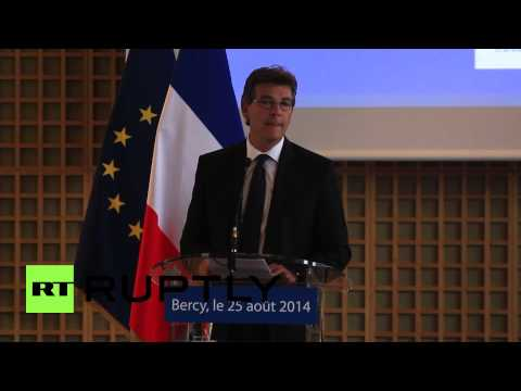 "France: Economy Minister Montebourg resigns, says austerity is ""prolonging the crisis"""