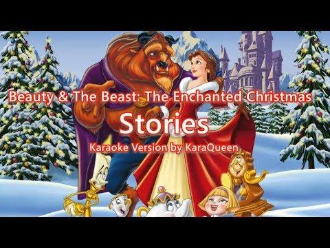 Beauty & The Beast - Stories Karaoke
