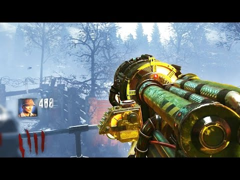 NACHT DER UNTOTEN REMASTERED GAMEPLAY! – BO3 ZOMBIES CHRONICLES DLC 5 GAMEPLAY (Black Ops 3 Zombies)