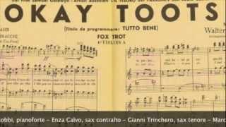 Okay Toots (1934) Walter Donadson