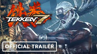 Tekken 7 - Official Leroy Smith Gameplay Trailer