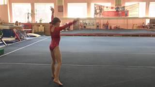 Первенство Чувашии по спортивной гимнастике