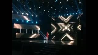 Giusy Ferreri - Partiti Adesso - live @ X FACTOR