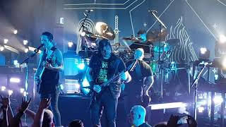 Trivium - Until The World Goes Cold - Live @ o2 Academy Bristol - 16/04/2018