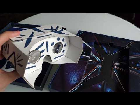"""VINYL UNBOXING: """"Awaken, My Love!"""" - Childish Gambino Virtual Reality 2x45RPM Vinyl"""