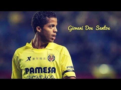 Giovani Dos Santos | Goals 2013-2014| HD