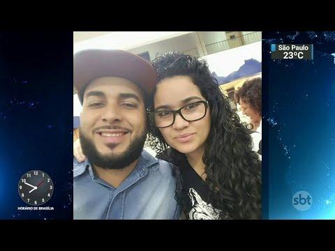 Mulher esfaqueada por ex-marido em shopping permanece em estado grave | SBT Brasil (13/04/18)