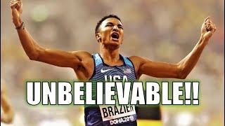 DONAVAN BRAZIER'S UNBELIEVABLE 800 METER WORLD CHAMPIONSHIP GOLD!! || AMERICAN RECORD DOCUMENTARY