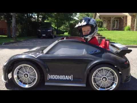 Power Wheels Porsche GT3 911. ( 36 Volt. )