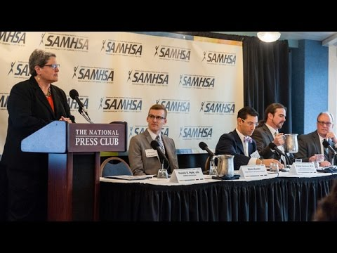SAMHSA's Suicide Safe Recorded Press Conference